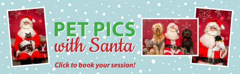 Pet Pics with Santa 2019